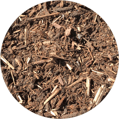 Bull Bros Earthmoving Upcycled Green Waste Mulch